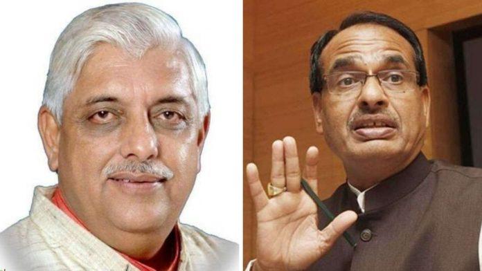 BJPविधायक Ajay Vishnoi का बयान, MPमें BJP कोसरकार नहीं बनानी थी