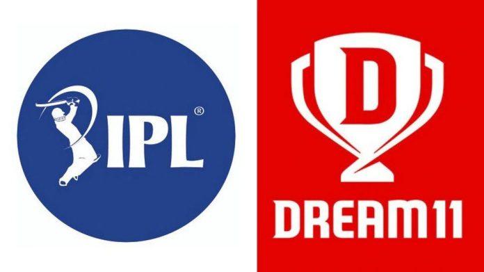 Dream 11 made title sponsor in IPL