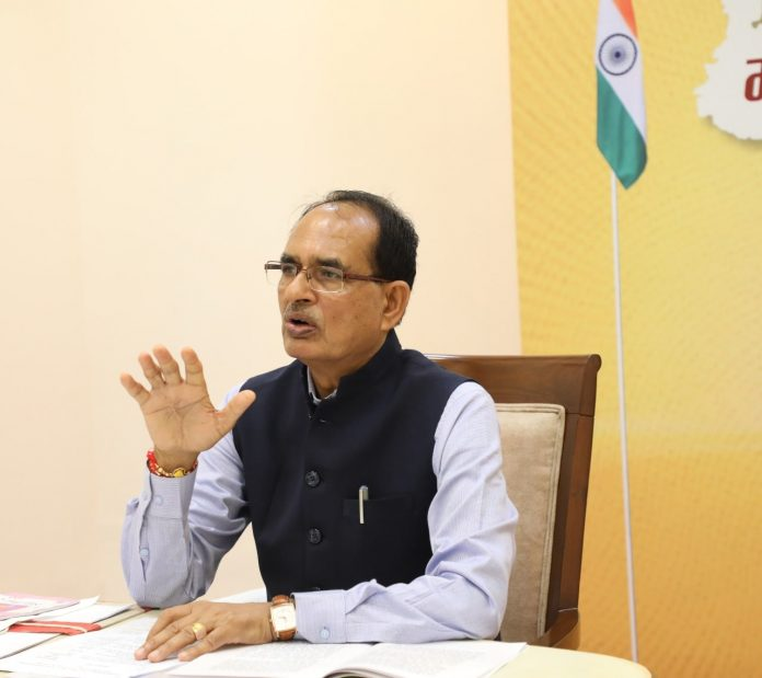 MP children will get government job CM Shivraj