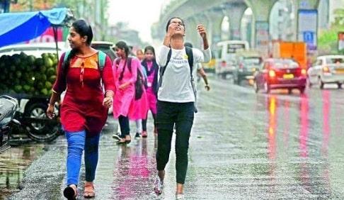 Monsoon gained momentum, MP Samachar