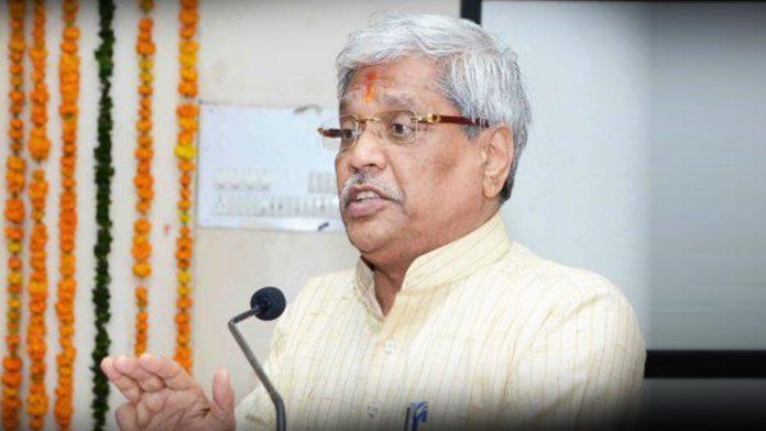 bjp-leader-prabhat-jha-visits-gwalior