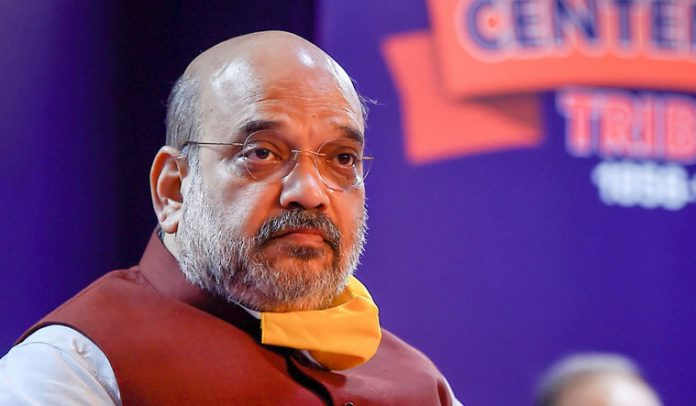 hm-amit-shah-admitted-to-aiims-of-delhi