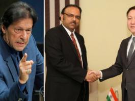 pakistan refuses visa indian ambassador jayant
